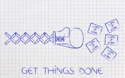 Get Stuff Done With Leddicotte's Productivity Tactics