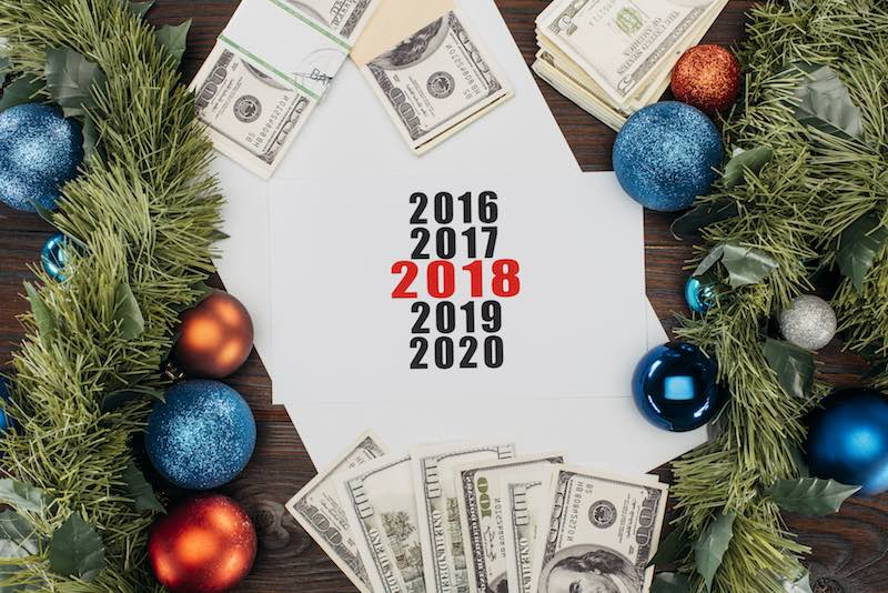 2018 Tax Reform Update And A Holiday Prayer from George & Cindy