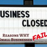The Most Likely Reasons Why Small Businesses Fail In Central California